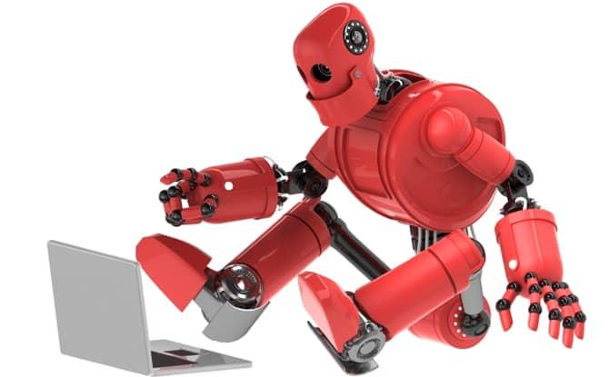 Бинарный робот